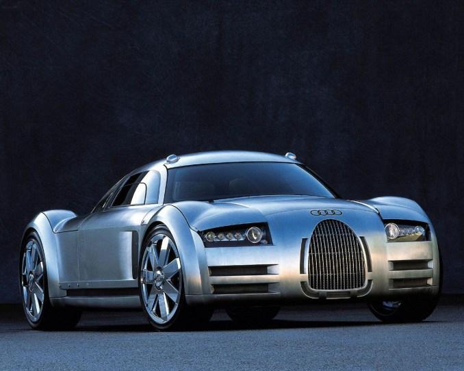 2000 Audi Rosemeyer