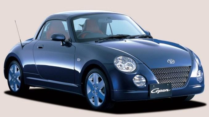 2001 Daihatsu Copen