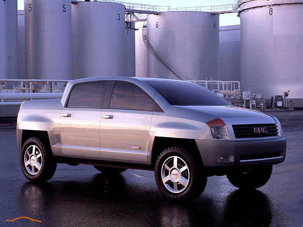 2002 GMC Terra 4 Concept