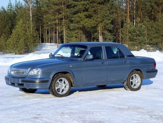 2004 2007 Gaz 31105 Volga