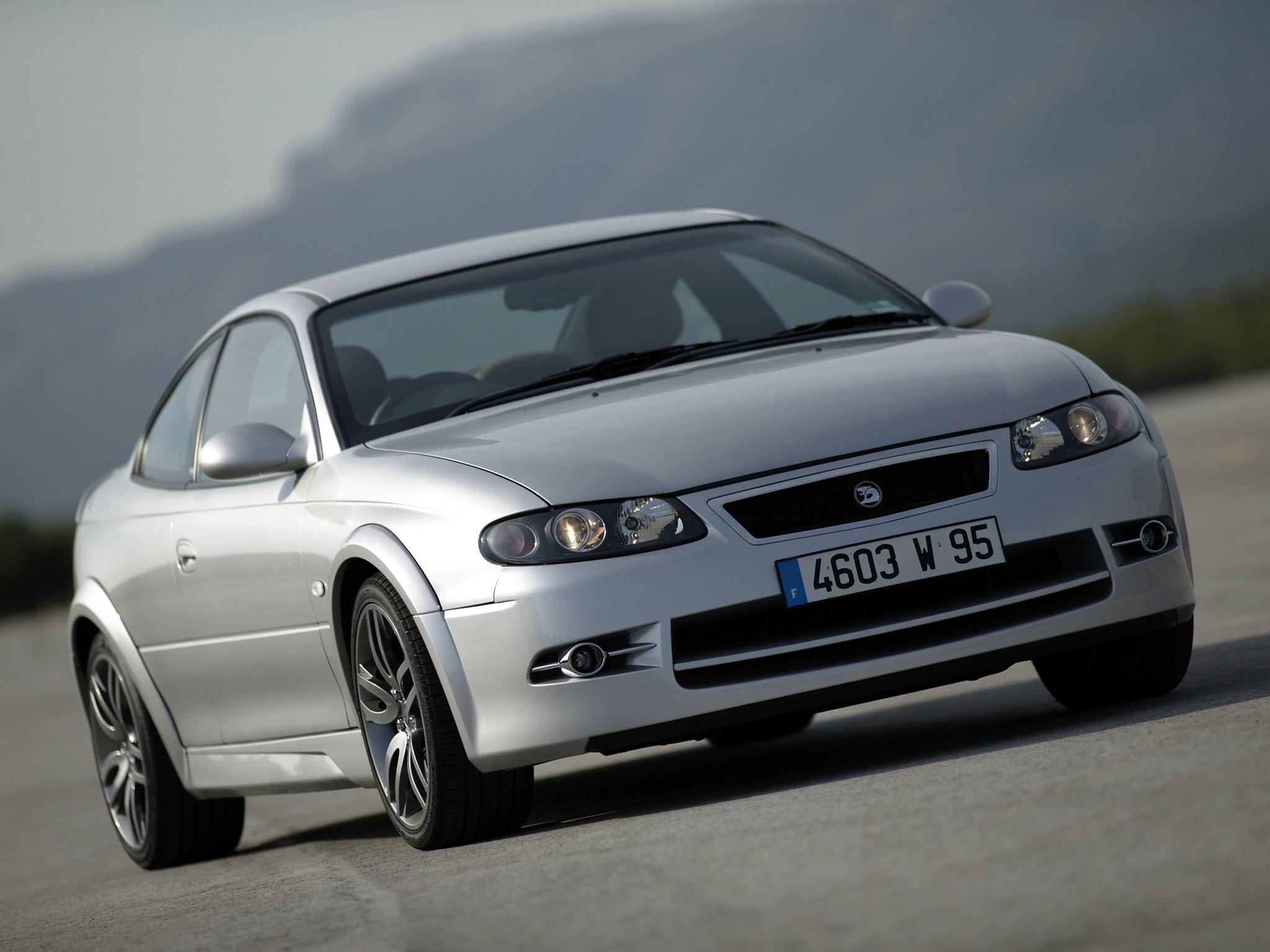 2004 HSV Coupe 4 Concept