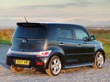 2006 Daihatsu Materia Styling Package UK