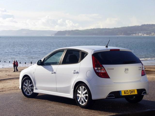 2007 Hyundai i30 UK