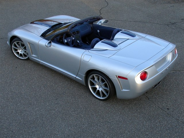 2007 Callaway C16 Convertible Corvette C6