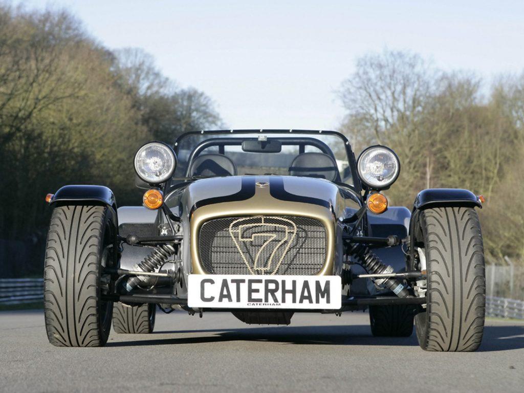 2007 Caterham_Seven Road Sport