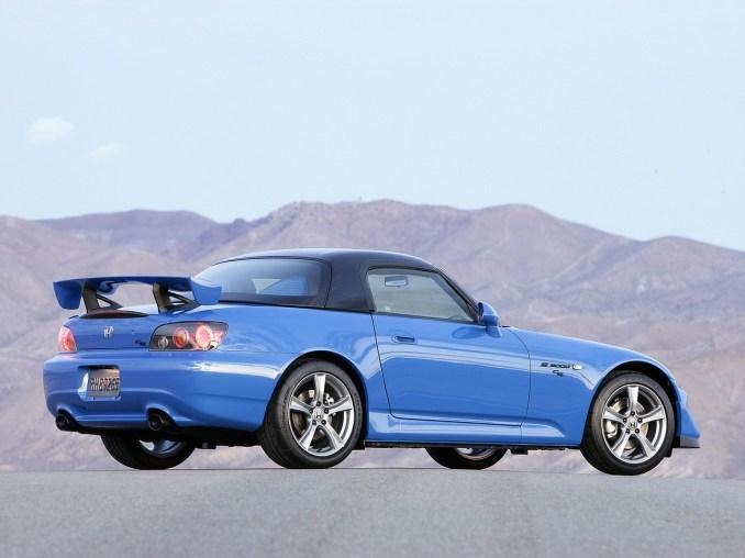 2008 Honda S2000 CR Prototype