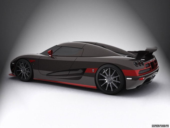 2008 Koenigsegg CCXR Special Edition