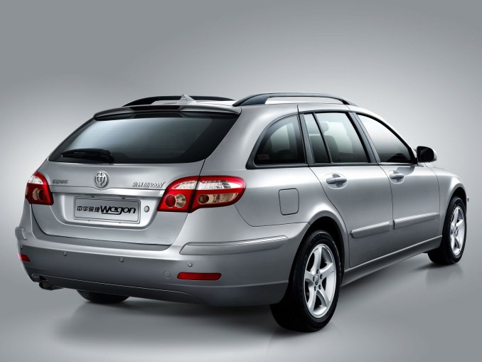 2008 Brilliance BS4 Station Wagon