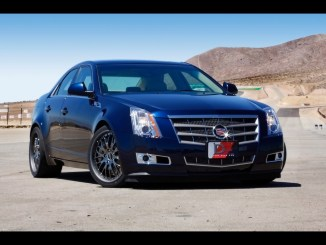 2008 D3 Cadillac CTS Track