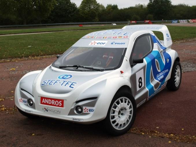 2010 Exagon buggy electrique