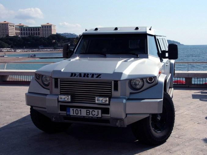 2010 Dartz Kombat T98 Suv AC