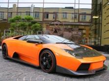 2010 Lamborghini Murcielago Spyder status auto design