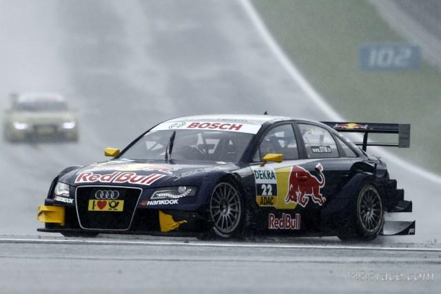 2011 DTM - Audi A4 - Miguel Molina