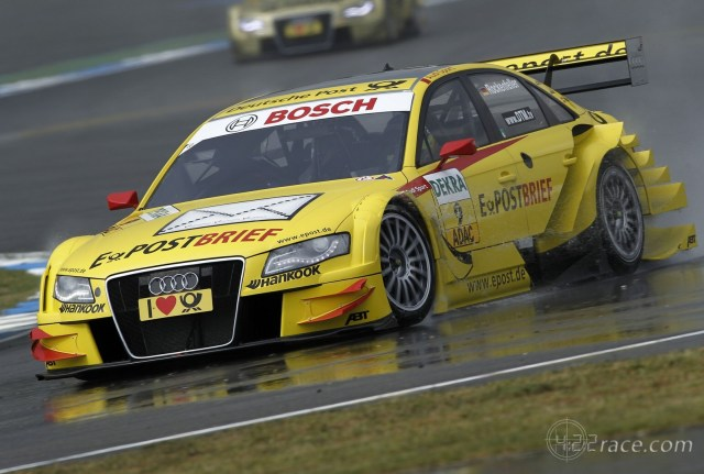 2011 DTM - Audi A4 - Mike Rockenfeller