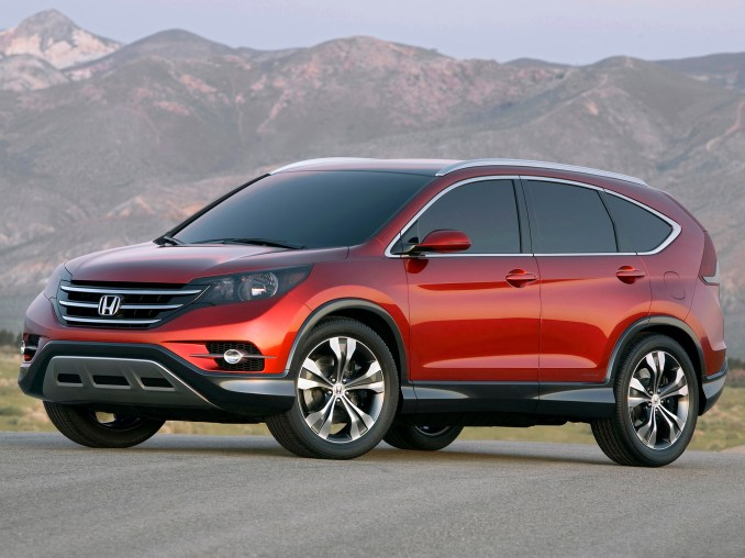 2011 Honda CRV Concept