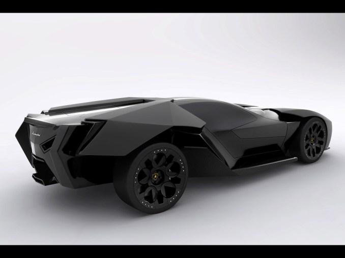 Lamborghini Ankonian Concept Design 2011 by Slavche Tanevski