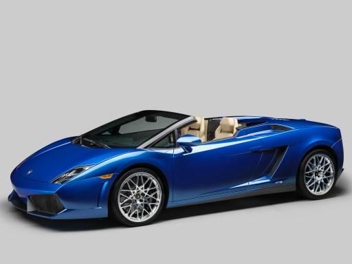 Lamborghini Gallardo lp-550-2 Spyder 2011