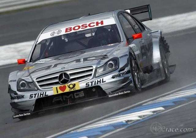 2011 DTM - Mercedes - Jamie Green