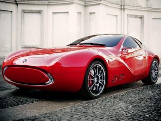2012 Cisitalia ied 202-e-Concept