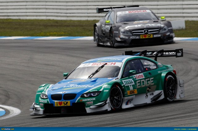 2012 DTM Hockenheim - BMW- Farfus