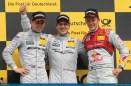 2012 DTM Hockenheim - Paffett Green Ekstrom