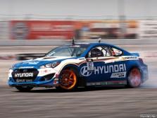 2012 Hyundai Genesis Coupe - Rhys Millen Racing
