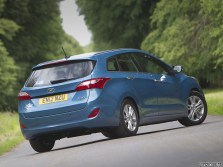 2012 Hyundai i30 Wagon UK