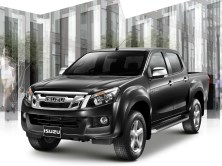 2012 Isuzu D-Max V-Cross
