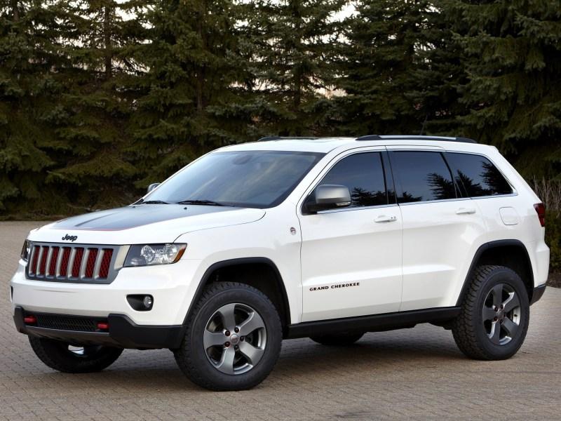 2012 Jeep Grand Cherokee Trailhawk Concept