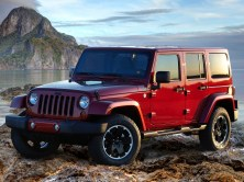 2012 Jeep Wrangler Unlimited Altitude
