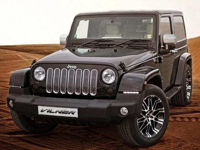 2012 Jeep Wrangler Vilner
