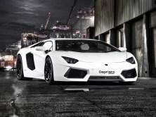 2012 Lamborghini Aventador Carbon by Capristo