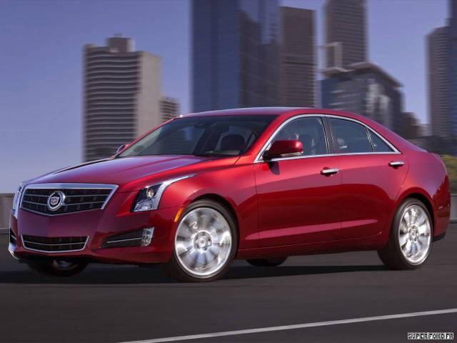 2012 Cadillac ATS