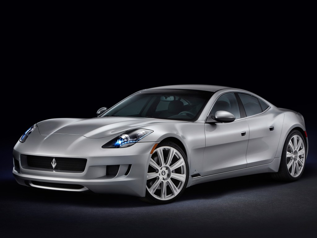 2013 Fisker Karma Destino by VL Automotive