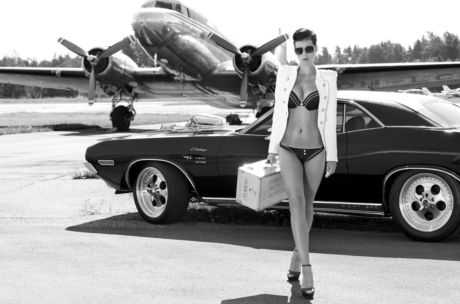2013 Calendrier Miss Tuning