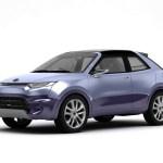 2013 Daihatsu Cuv Concept