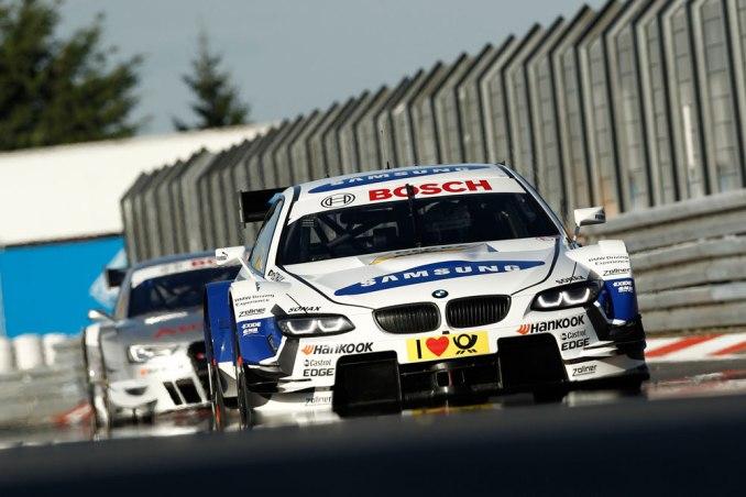 2013 DTM Nurburgring - BMW - Joey Hand