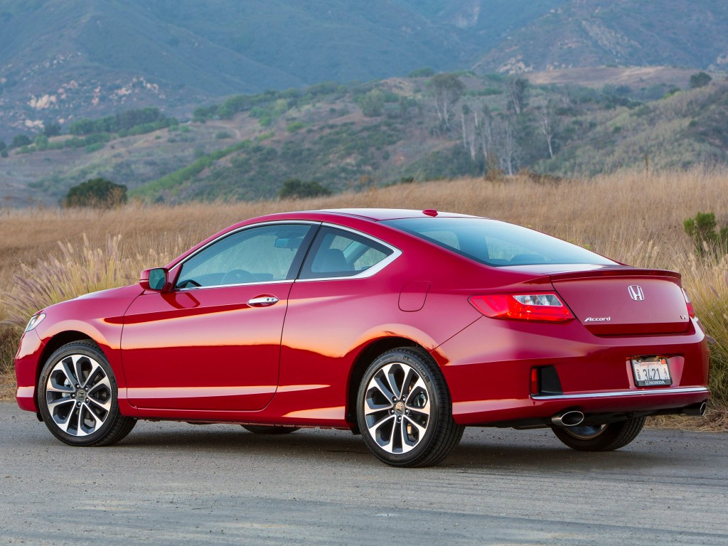 2013 Honda Accord Coupe EX-L V6 Coupe