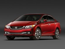 2013 Honda Civic EX-L USA