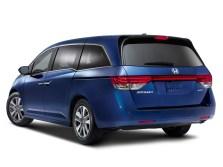 2013 Honda Odyssey Touring Elite USA