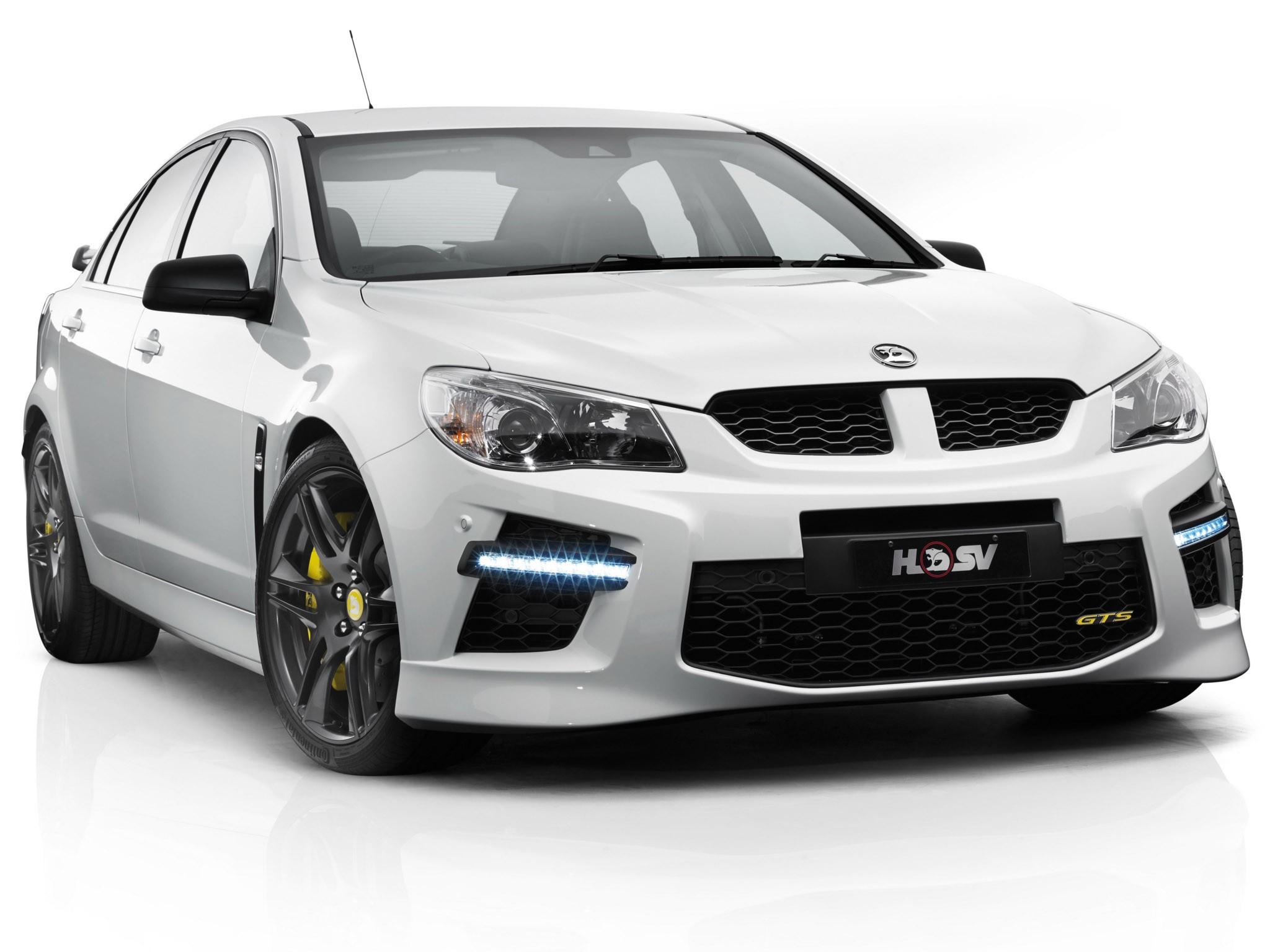 2013 HSV GTS Gen-F