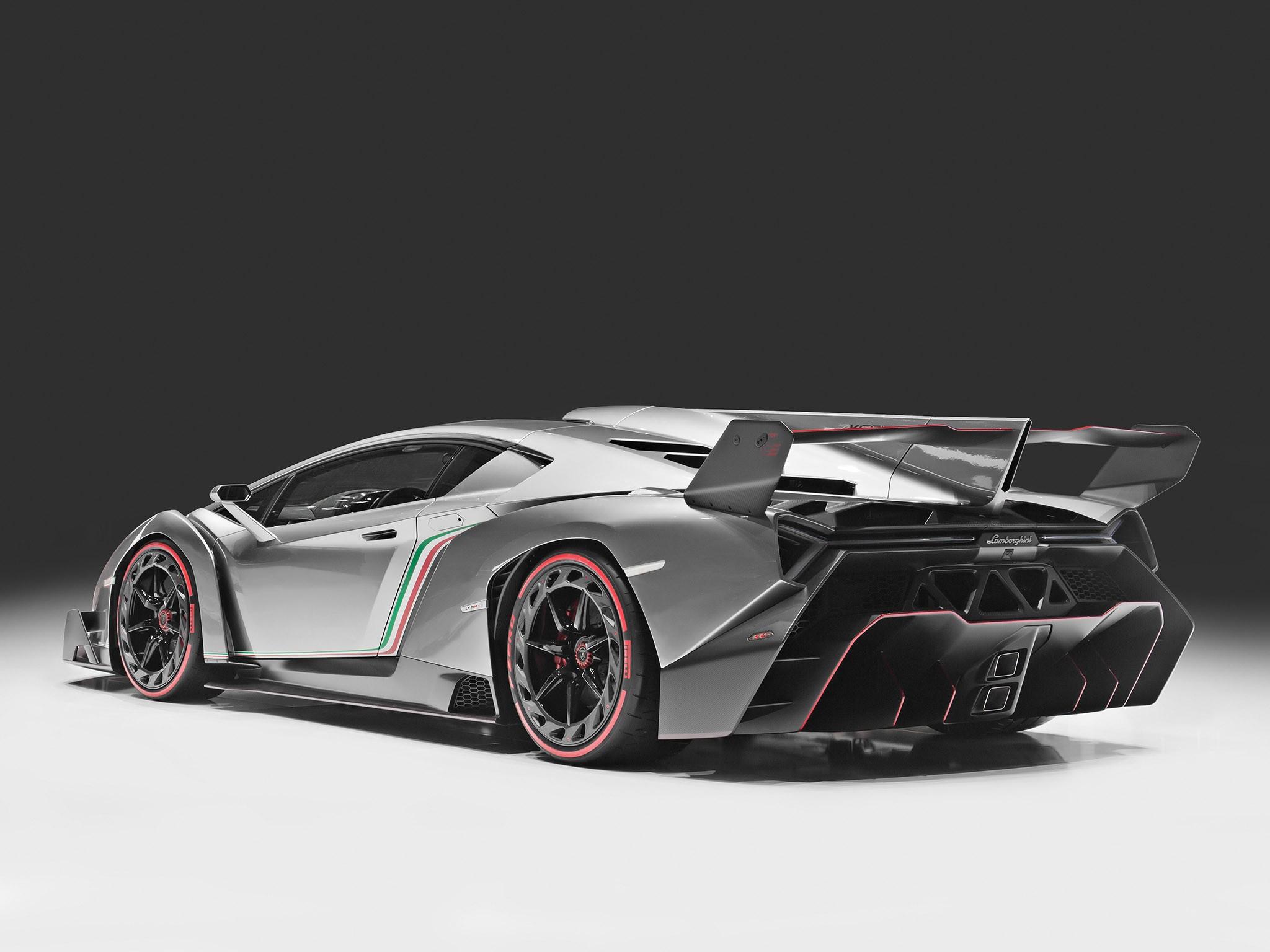 Lamborghini Veneno 2013