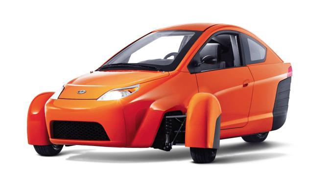 2014 Elio Motors P4 Prototype