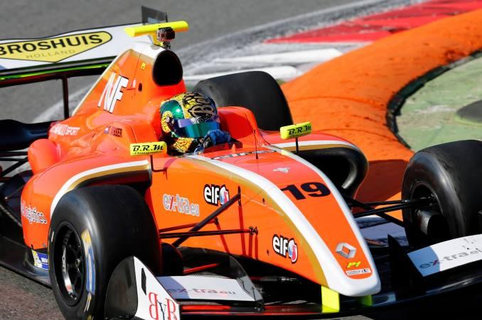2014 Formula Renault 3.5 Series - Monza - Beitske Visser