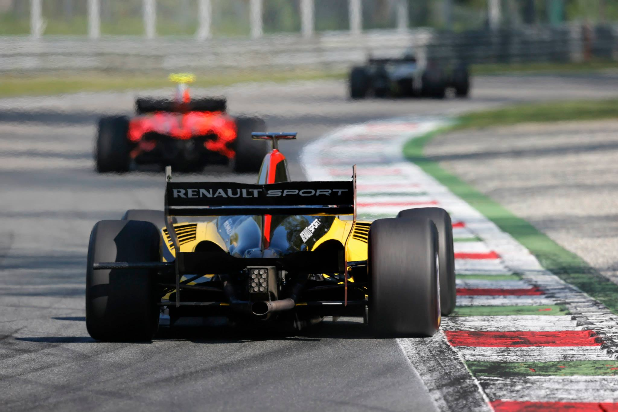 2014 Formula Renault 3.5 Series – Monza – Norman Nato