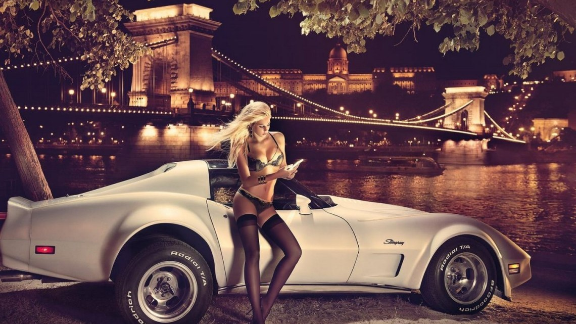 Miss Tuning – Calendrier du Tuning
