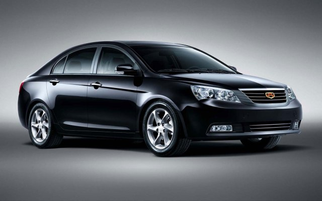 2014 Emgrand Geely EC 718