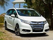 2014 Honda Odyssey VTi-L