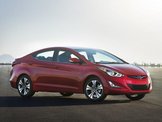 2014 Hyundai Elantra Sport USA