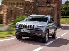 2014 Jeep Cherokee Trailhawk Europe